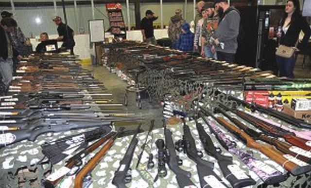 Thousands to attend Gun & Sportsman Show