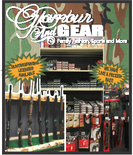 Glamour & Gear is your source for hunting equipment