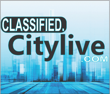 click to go to our classified ads site @ citylive.com