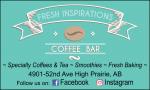 Fresh Inspirations Coffee Bar