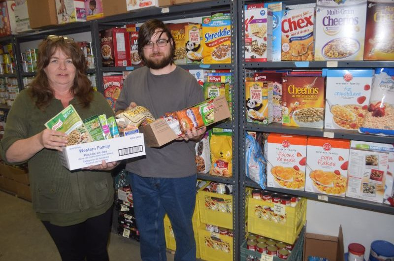 Food banks stretch dollars for food