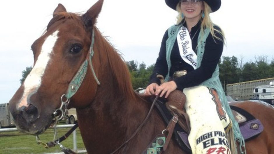 Cook crowned Pro Rodeo Queen