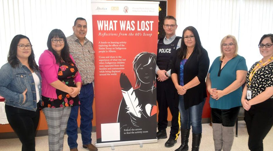 Sixties Scoop stories touch hearts in High Prairie