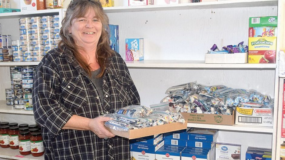 HP food bank hungry for continued support
