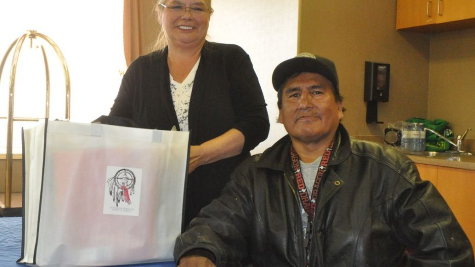 Sixties Scoop survivors receive COVID packages