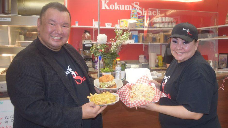 Kokum's Shack opens in HP
